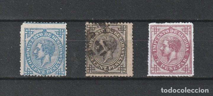 ESPAÑA.ALFONSO XII 1875-1885.SELLOS USADOS.1876 (Sellos - España - Alfonso XII de 1.875 a 1.885 - Usados)