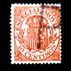 Selos: FISCAL POSTAL, EDIFIL 26, USADO, FOTO ESTÁNDAR.. Lote 272037408