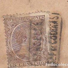 Sellos: SOBRE CON CARTERIA DE SAN FELIU DE CODINAS (BARCELONA ). Lote 277182178