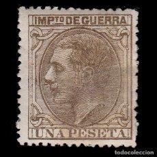Sellos: ESPAÑA.1879. ALFONSOXII. NE.1P.MH.EDIFIL. NE 9.. Lote 286777098