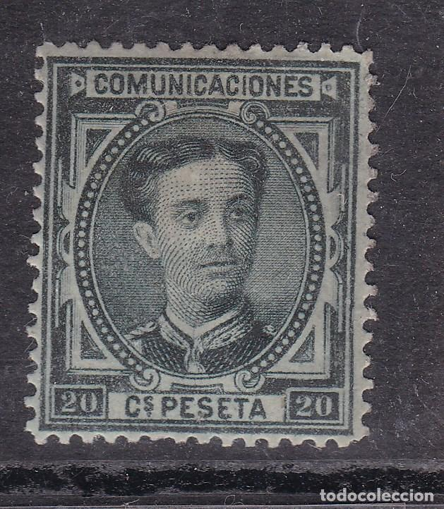 BB22- CLÁSICOS EDIFIL 176 NUEVO * CENTRADO (Sellos - España - Alfonso XII de 1.875 a 1.885 - Nuevos)