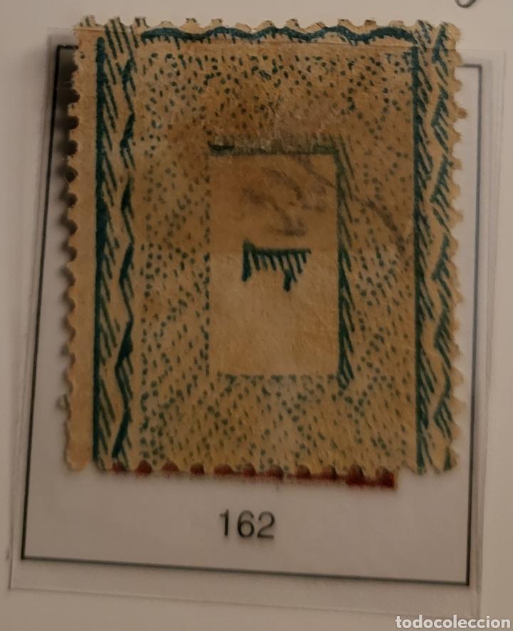 Sellos: Sello de España 1875 Alfonso XII 2 cent. de peseta Edifil 162 Nuevo - Foto 2 - 289639398