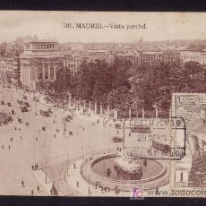 Sellos: ESPAÑA. (CAT. 531). 1930 (29 SEPT). T. P. FRANQUEO DE 1 CTMO. DESCUBRIMIENTO. MAT. PRIMER DÍA. RARO.. Lote 27597525