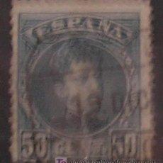 Sellos: EDIFIL 252 50 CTM 1901 . Lote 6830601