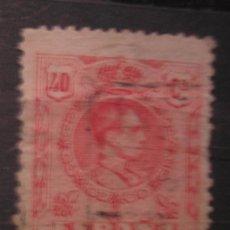 Sellos: EDIFIL 276 40 CTM 1909. Lote 6840461