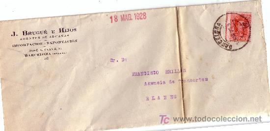 Sellos: ANVERSO DEL SOBRE - Foto 2 - 24680999