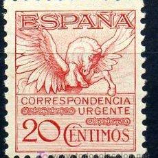 Sellos: 592A* - PEGASO 1931 (NUEVO CON CHARNELA). Lote 11308508