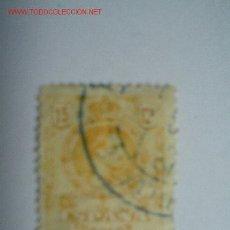 Sellos: CARTERIA ESPECIAL ALFONSO XIII (MATASELLADO). Lote 3166798