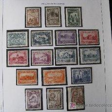 Sellos: 1930 PRO UNION IBEROAMERICANA. EDIFIL 566/82. Lote 26549698