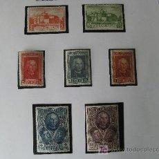 Sellos: 1930 DESCUBRIMIENTO DE AMERICA,AEREOS.EDIFIL 559/65. Lote 26938900