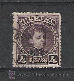 SELLO Nº 254 DE CATALOGO (Sellos - España - Alfonso XIII de 1.886 a 1.931 - Usados)