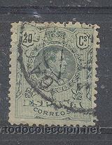 ESPAÑA,ALFONSO XIII-1909-1922- EDIFIL 272 (Sellos - España - Alfonso XIII de 1.886 a 1.931 - Usados)