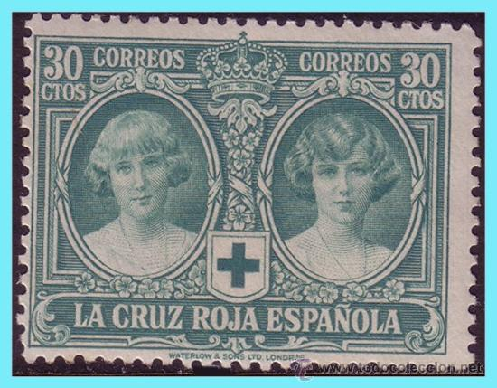 1926 PRO CRUZ ROJA ESPAÑOLA, EDIFIL Nº 332 * * (Sellos - España - Alfonso XIII de 1.886 a 1.931 - Nuevos)