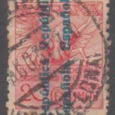 Sellos: SELLOS DE ESPAÑA - 20 CENTS - 1929 - PEGASO. Lote 27424770