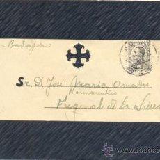 Sellos: MADRID A FREGENAL DE LA SIERRA (BADAJOZ). Lote 30980879