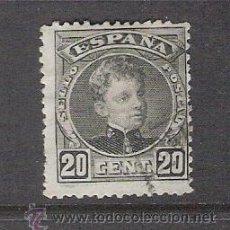 Sellos: 1901 ESPAÑA - ALFONSO XIII - TIPO CADETE - USADO - EDIFIL 247. Lote 31039853