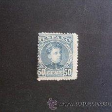 Sellos: ESPAÑA,1901,EDIFIL 252,ALFONSO XIII,NUEVO CON GOMA. Lote 32821320
