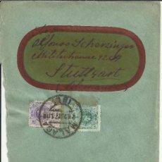 Sellos: MALAGA CC SELLOS MEDALLON ALFONSO XIII 20 + 5 CTS . Lote 33330808