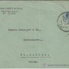 Sellos: BARCELONA CC SELLO ALFONSO XIII MEDALLON. Lote 36855536