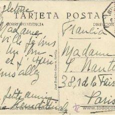Sellos: SEVILLA TP CASA PILATOS CON MAT AMBULANTE FERROCARRIL ANDALUCIA EXPRESO 1925 SELLO ALFONSO XIII. Lote 37767596