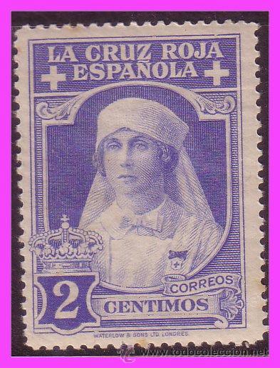 1926 PRO CRUZ ROJA, EDIFIL Nº 326 * * (Sellos - España - Alfonso XIII de 1.886 a 1.931 - Nuevos)