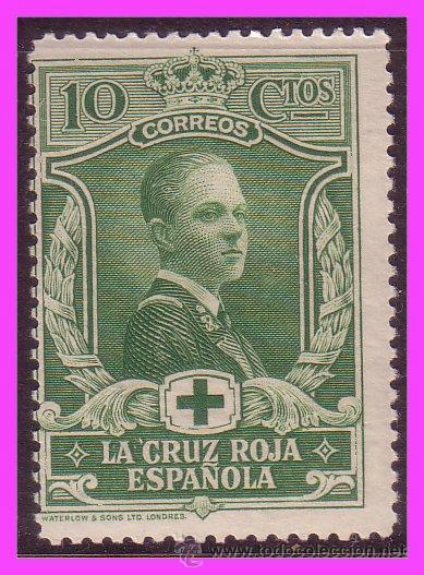 1926 PRO CRUZ ROJA, EDIFIL Nº 328 * * (Sellos - España - Alfonso XIII de 1.886 a 1.931 - Nuevos)