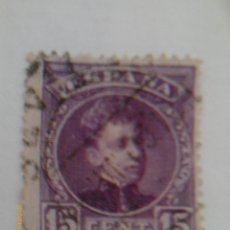 Sellos: ALFONSO XIII - 15 CENTIMOS. Lote 39373799