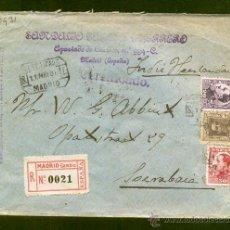 Sellos: 1931.- MADRID A INDIAS HOLANDESA. Lote 40340847