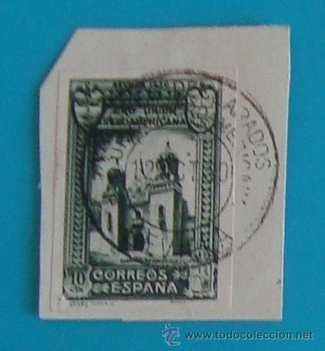 Sellos: SELLOS PRO UNION IBEROAMERICANA SIN DENTAR 1930 CIRCULADOS - Foto 3 - 41123255