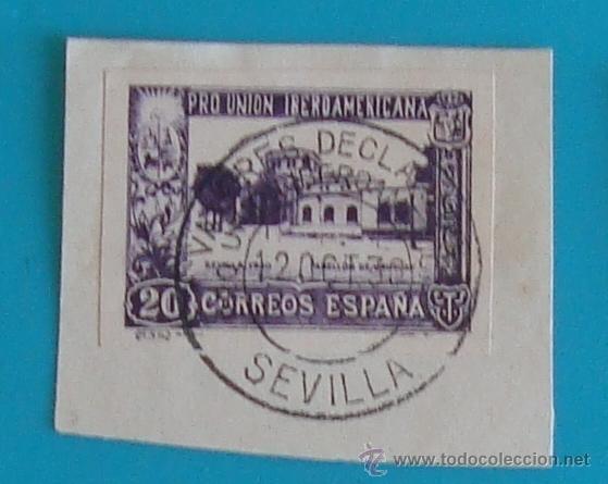 Sellos: SELLOS PRO UNION IBEROAMERICANA SIN DENTAR 1930 CIRCULADOS - Foto 4 - 41123255