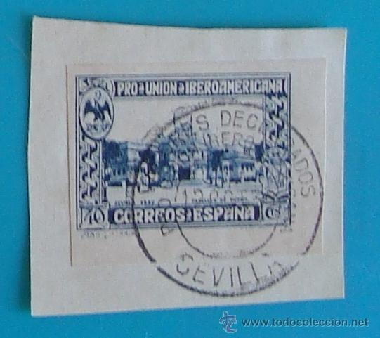 Sellos: SELLOS PRO UNION IBEROAMERICANA SIN DENTAR 1930 CIRCULADOS - Foto 7 - 41123255