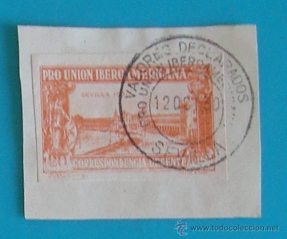 Sellos: SELLOS PRO UNION IBEROAMERICANA SIN DENTAR 1930 CIRCULADOS - Foto 8 - 41123255