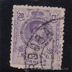 Sellos: CORDOBA . MATASELLO FECHADOR SELLO ALFONSO XIII TIPO MEDALLON Nº 273. Lote 43555372