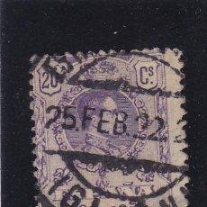 Sellos: GIJON . MATASELLO FECHADOR SELLO ALFONSO XIII TIPO MEDALLON Nº 273. Lote 43555378