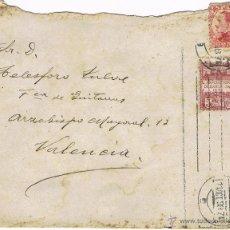 Sellos: CARTA - 1930 - EXPOSICION BARCELONA - HOTEL CONTINENTAL. Lote 43730884
