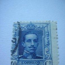 Sellos: SELLO DE ESPAÑA-EDIFIL Nº 319-ALFONSO XIII. Lote 28727234