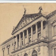 Sellos: TARJETA POSTAL MADRID BIBLIOTECA Y MUSEO CIRCULADA MATASELLO ALCANCE NORTE MADRID / FRANCIA 1930 . Lote 46216133