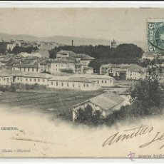 Francobolli: TARJETA POSTAL CIRCULADA 1906 DE IRUN A BURDEOS FRANCIA VER FOTO. Lote 47380256