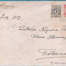Sellos: FIÑANA (ALMERIA) A GRANADA. EDIFIL 592- 598. Lote 47701191