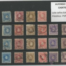 Sellos: ALFONSO XIII CADETE. Lote 49341446