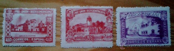 Sellos: 9 SELLOS NUEVOS, año 1930, ESPAÑA - Foto 2 - 52592796