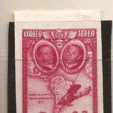 Sellos: 1930 PRO UNION IBEROAMERICANA E-589S MNG(*) BORDE HOJA. Lote 53596358