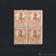 Sellos: ESPAÑA- RIO DE ORO- 1917. Lote 53812545