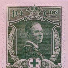 Sellos: SPAIN ESPAÑA 10 CTS 1926 CRUZ ROJA ALFONSO DE BORBON SELLO STAMP NUEVO. Lote 54930244