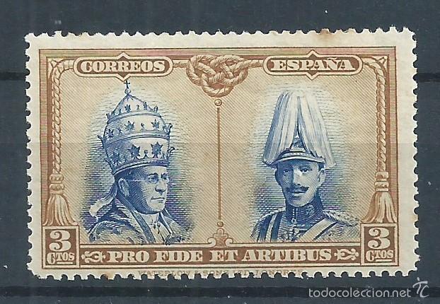 R9/ ESPAÑA EN NUEVO** 1928, EDF, 404, PRO CATACUMBAS ... (Sellos - España - Alfonso XIII de 1.886 a 1.931 - Nuevos)