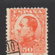 Sellos: ESPAÑA 498 - AÑO 1930 - ALFONSO XIII. Lote 56413802