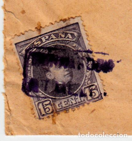 Sellos: CARTA CON SELLO CARTERÍA LAMETLLA - Foto 2 - 66491074