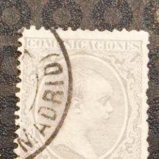 Francobolli: USADO - EDIFIL 213 - SPAIN 1889-1899 ALFONSO XII PELON. Lote 71144081