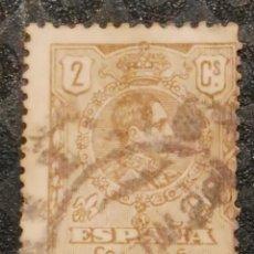Sellos: USADO - EDIFIL 289 - SPAIN 1920 ALFONSO XIII MEDALLON. Lote 71217813