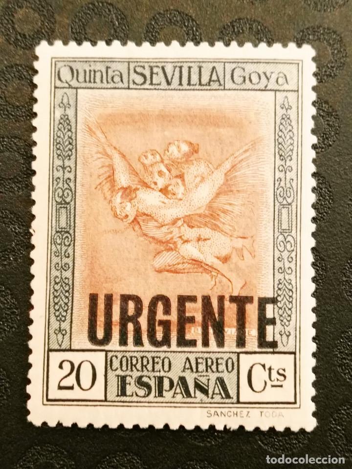 NUEVO - EDIFIL 530 CON FIJASELLOS - SPAIN 1930 MH - GOYA /M (Sellos - España - Alfonso XIII de 1.886 a 1.931 - Nuevos)